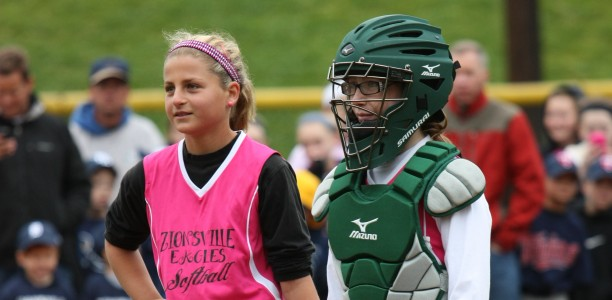 2012 rec softball season underway