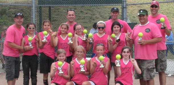 Flamingos crowned Majors Softball champions