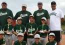 6U All-Star Team finishes second at Pendleton Summer Smash