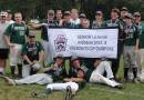 Senior Baseball Team finishes regular season undefeated and wins President's Cup tournament