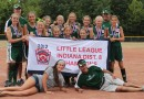 Zionsville Majors Girls win 2012 District 8 Tournament