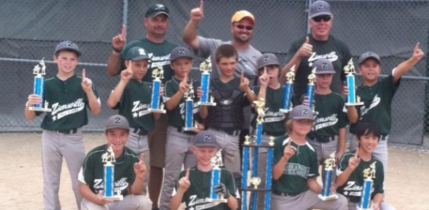 10U All-Star Team wins Pioneer All-Star Classic