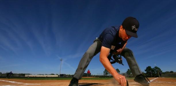 Umpire field clinics scheduled
