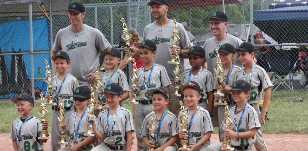 8U All-Stars Win Eagle Creek Tournament Championship