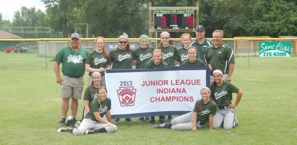 Junior Softball State Championship Recap