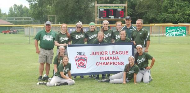 Junior Softball State Championship Recap