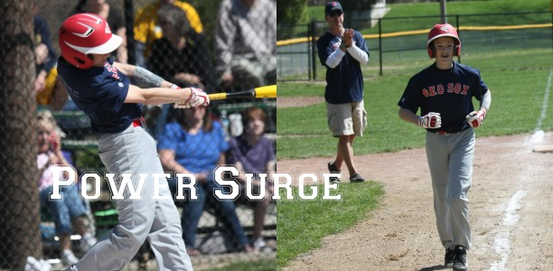 Home Run Surge Dominates Majors Pool Play