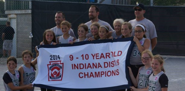 10U Softball Claims District and Section Titles – Advances to State Tournament