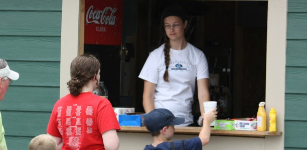 Support ZLL through concession stand ticket purchases