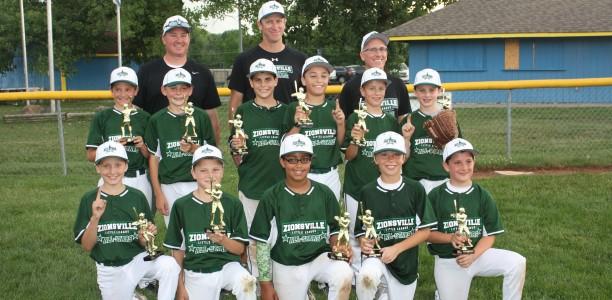 10U All-Stars win Fall Creek Tournament