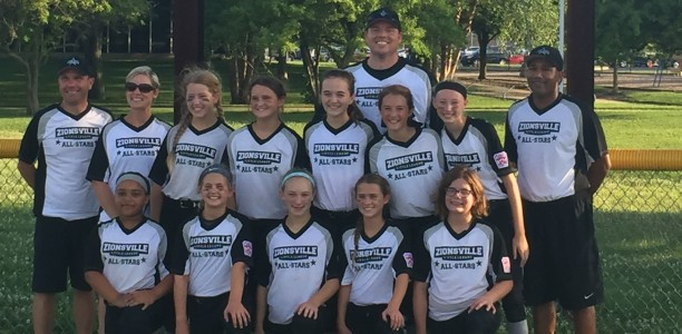 Majors Softball Captures Sectional Championship – Heads to State Tournament