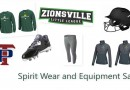 Gear up for the season with Spirit Wear and Equipment
