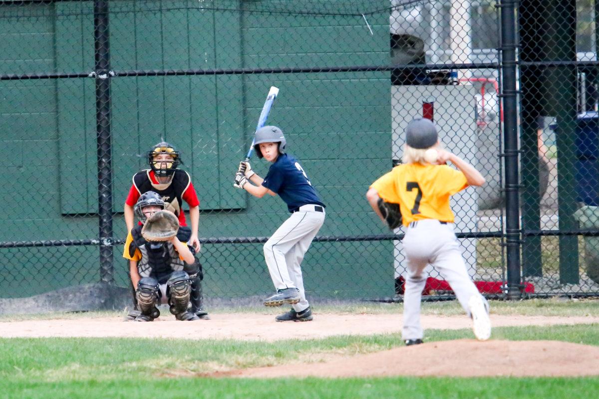 Recreation Baseball Zionsville Little League